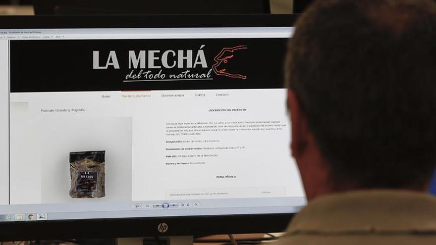 Los clientes de la marca blanca de La Mechá eran de la provincia de Sevilla