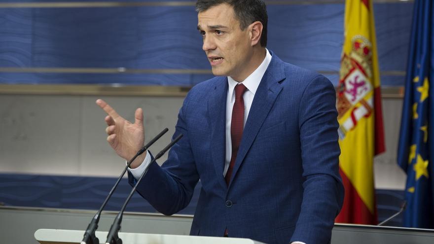 Pedro Sánchez obtiene 36.021 avales y es elegido candidato del PSOE a la Moncloa