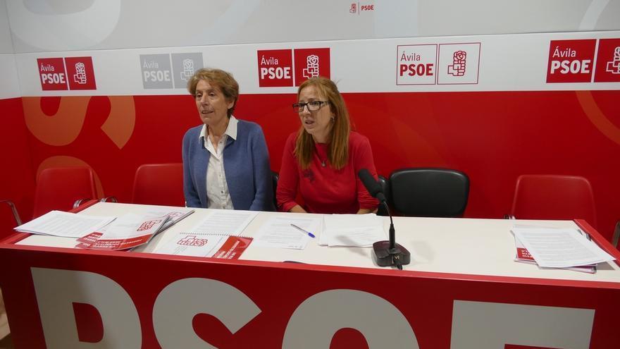 La senadora Carmen Iglesias se presenta para liderar el PSOE de Ávila
