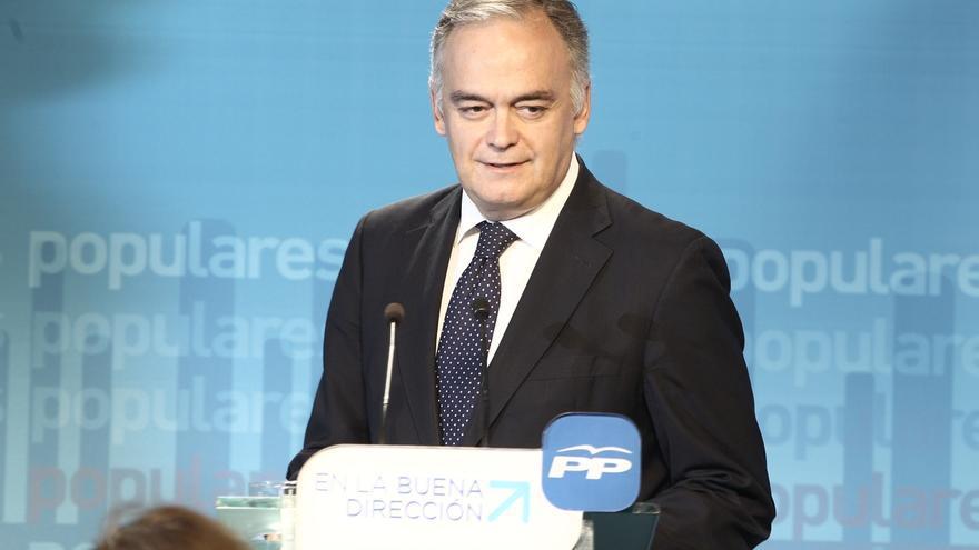 """Pons dice que Sánchez no firma un pacto anticorrupción porque tiene en el armario """"los esqueletos"""" de Chaves y Griñán"""