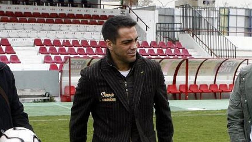 El aspirante a la presidencia del CD Tenerife Pier Luigi Cherubino.