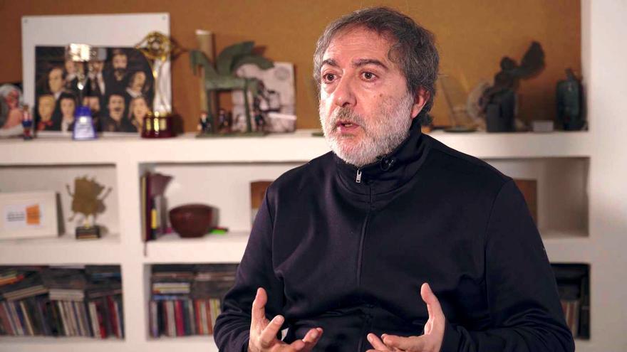 Javier Olivares, creador de 'El Ministerio del Tiempo'