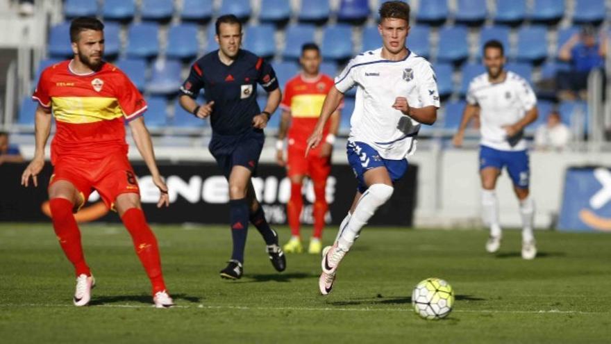 Partido entre el CD Tenerife y El Elche (Web oficial del Club Deportivo Tenerife)