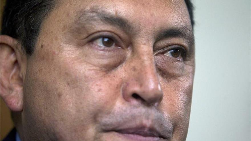 Dimite el ministro de Gobernación de Guatemala