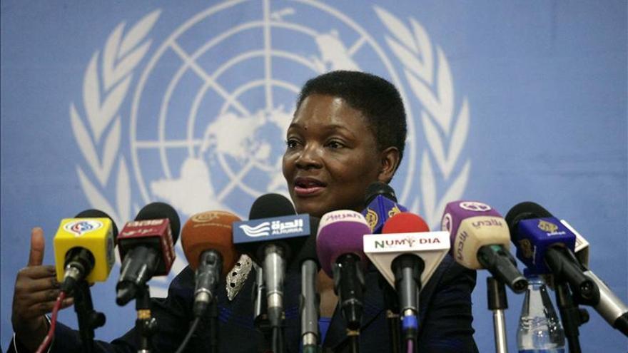 """La ONU necesita un fondo """"sin precedentes"""" para la ayuda humanitaria en 2014"""
