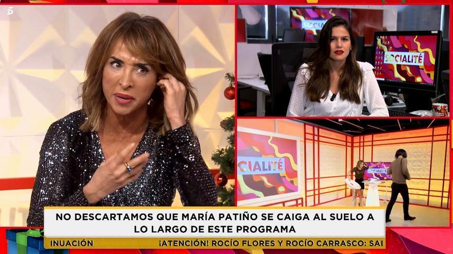 María Patiño estrenó el año 2021 en 'Socialité'