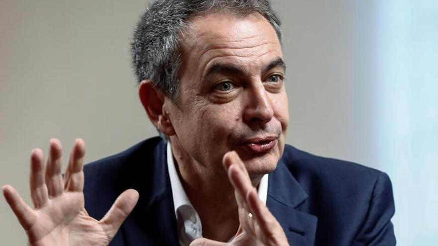Zapatero será pregonero del acto del Gremio de Restauración por Santa Eulalia