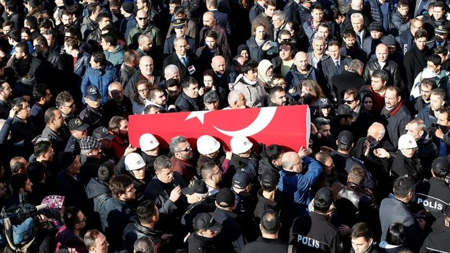 Brasil condena los atentados de Estambul y se solidariza con las víctimas