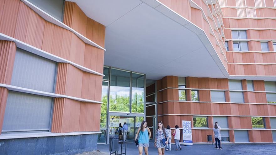 Campus de Getafe de la Universidad Carlos III / uC3M