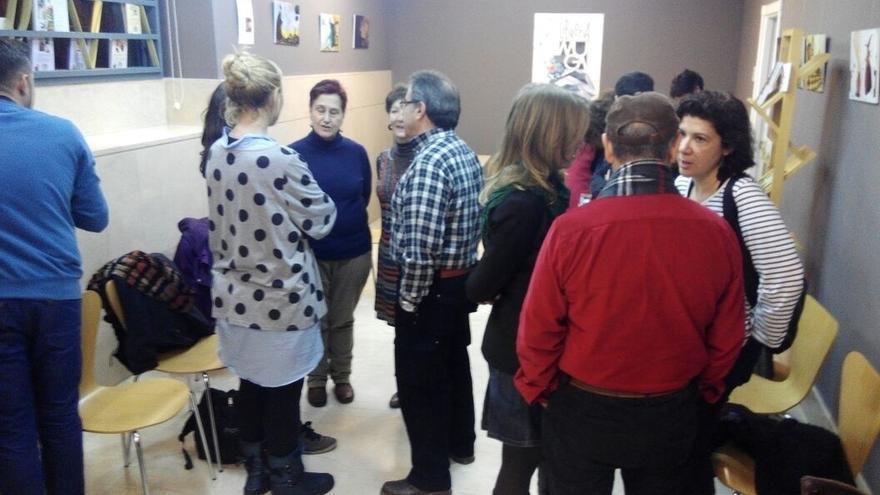El proyecto de Tania Sánchez primará la confluencia con grupos sociales y tendrá una estructura funcional