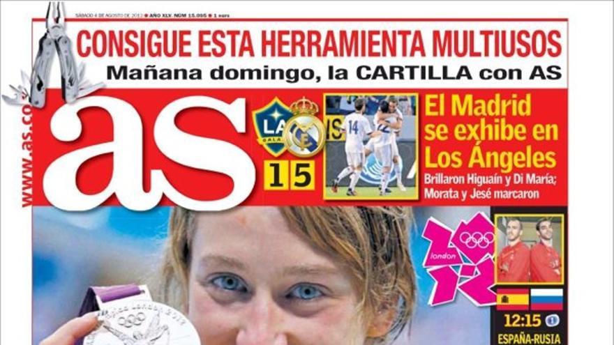 De las portadas del día (4/08/2012) #13