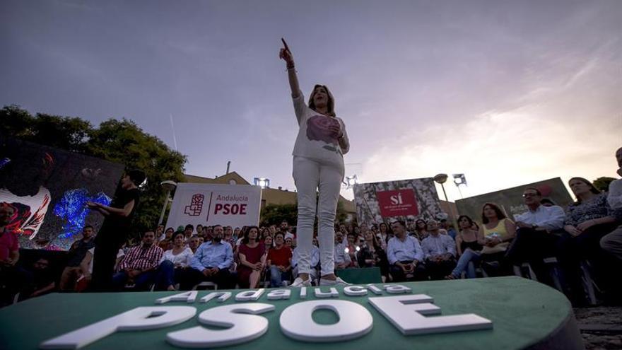 Díaz pone al PSOE ante el miedo al populismo y la rabia al socialismo