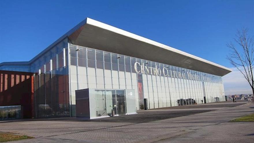 Centro Cultural Miguel Delibes, en una imagen de archivo.