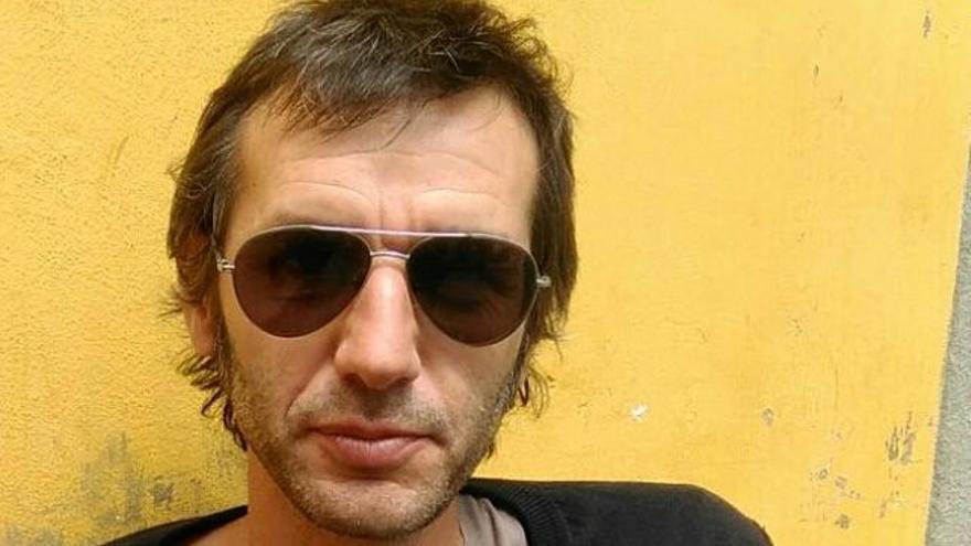 El autor Diego Sánchez Aguilar