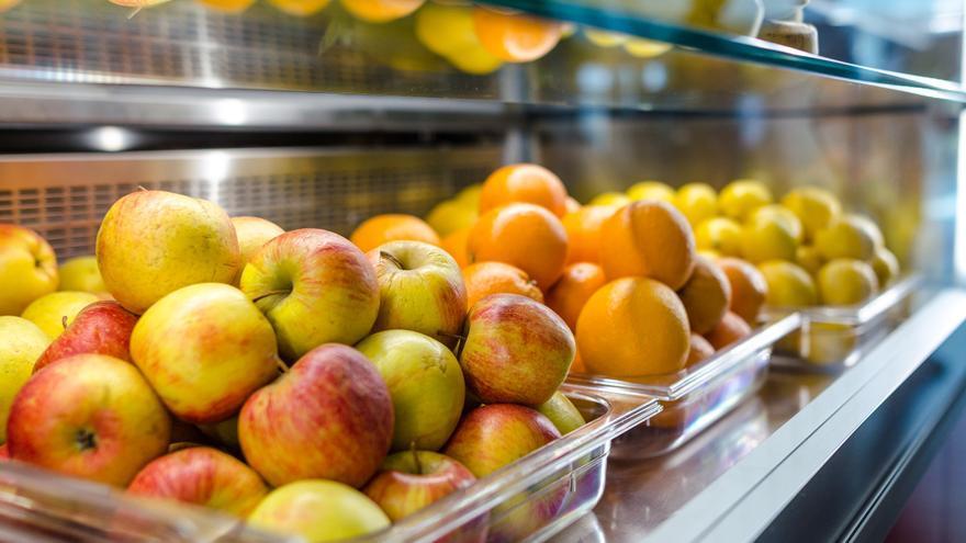 Los productos ecológicos entrarán en mes de mayo en los menús de los colegios de toda Castilla-La Mancha