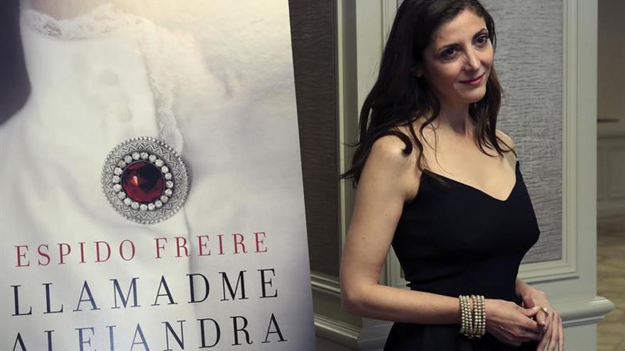 """""""Llamadme Alejandra"""", la """"obsesión"""" de Espido Freire por la última zarina"""