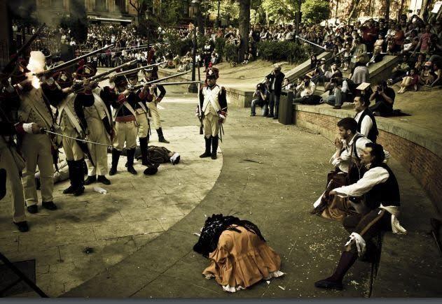 Cuando en Malasaña se segaba el heno: el 2 de Mayo y la casaca de Velarde