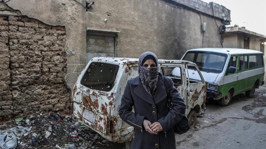Cuarenta muertos en combates entre el régimen sirio y el EI en Alepo