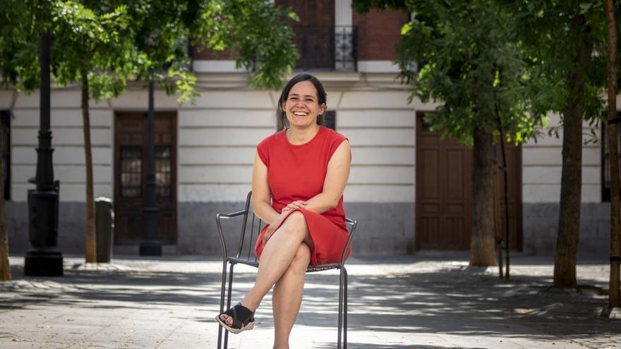 Concepción García Herrera, Comisionada del Ocio del Ayuntamiento de Madrid