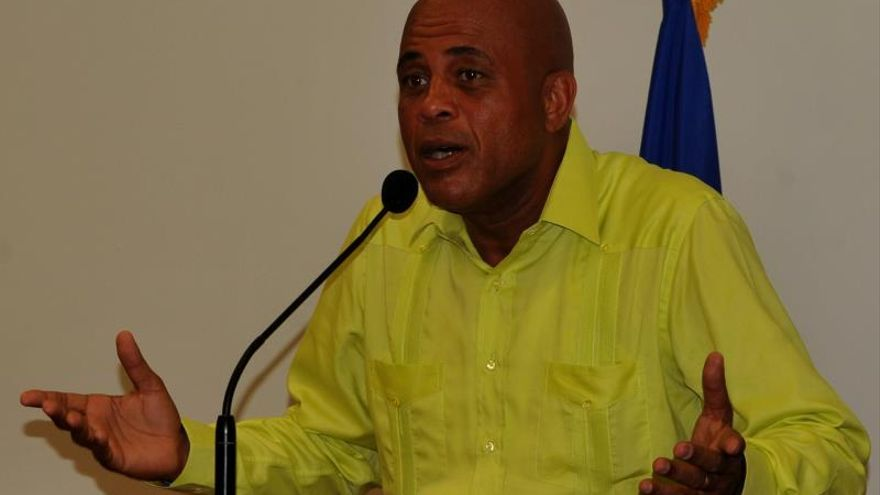 El presidente de Haití dialoga con el Parlamento y partidos para la celebración de elecciones