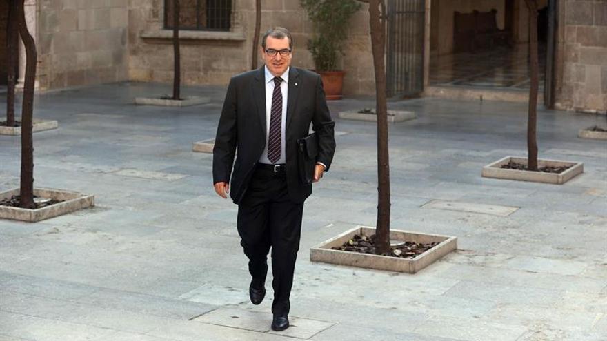 Conseller defiende actuación de los Mossos al detener a la alcaldesa de Berga
