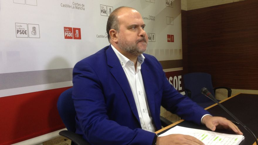 El diputado socialista Fausto Martín / PSOE