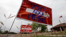 Biden gana las primarias demócratas en Texas