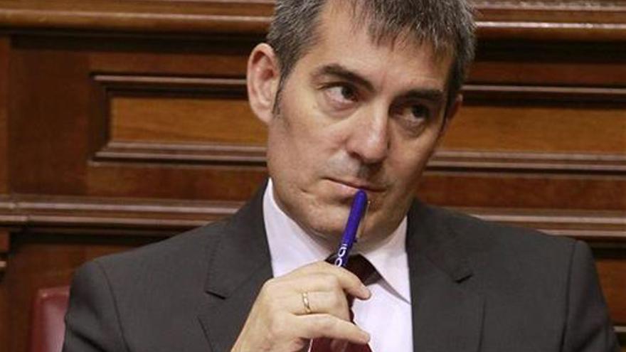 Fernando Clavijo (CC), presidente del Gobierno de Canarias
