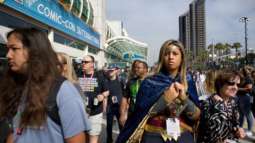 "El invierno de ""Game of Thrones"" congela la Comic-Con"