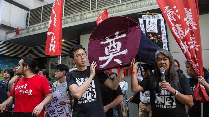 Activistas hongkoneses vuelven a ser detenidos en la visita de Xi Jinping