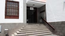 Edificio del Juzgado de Santa Cruz de La Palma.
