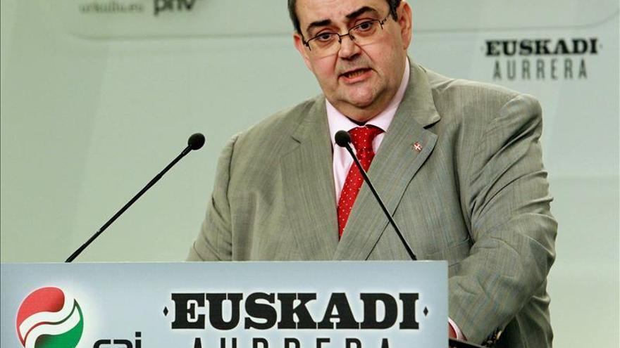 El PNV presenta una iniciativa para derogar la festividad del Día de Euskadi