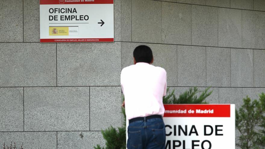 La probabilidad de encontrar un empleo ha pasado del 29,4% al 8,6% durante la crisis, según Agett