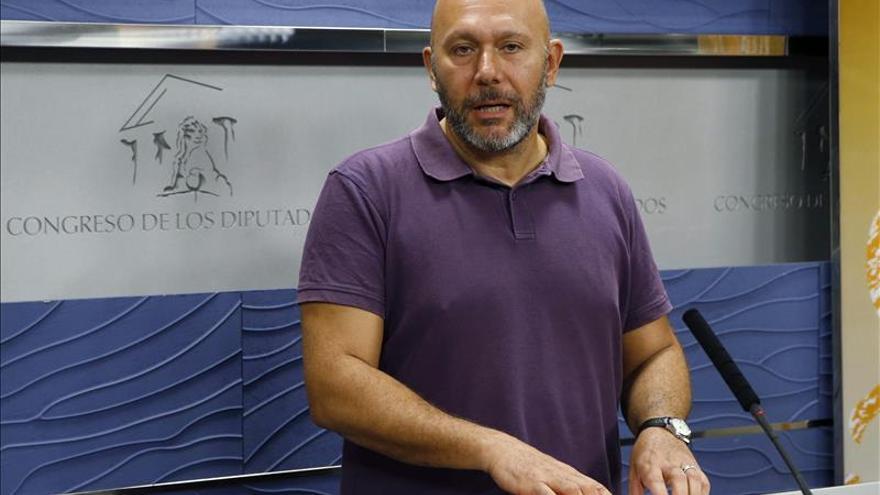 EU rechaza sumarse a la coalición con Compromís y Podemos para las generales