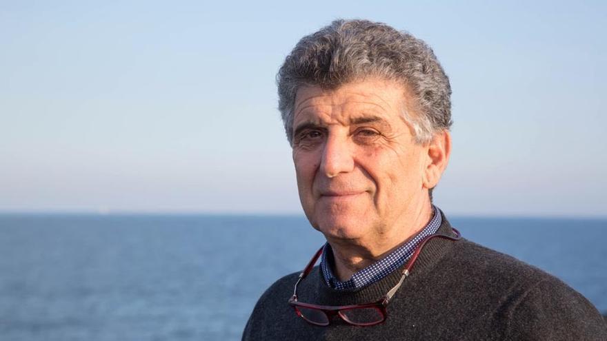 Pietro Bartolo, eurodiputado y médico.