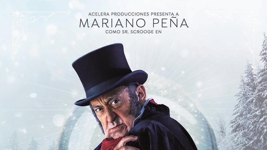 'Cuento de Navidad' se escenifica este lunes en el Teatro Leal