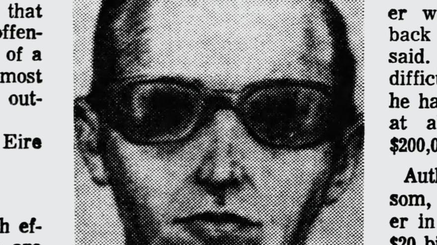 D. B. Cooper, el pirata aéreo que logró engañar al FBI