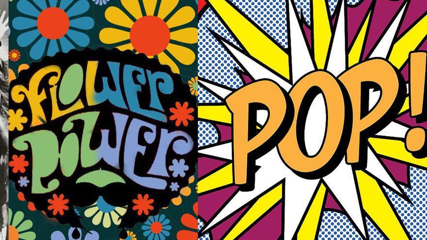 'La eterna Primavera', la alegoría del Carnaval 2017 inspirada en el lema 'Flower Power' del movimiento hippy y en la 'Beatlemanía'-