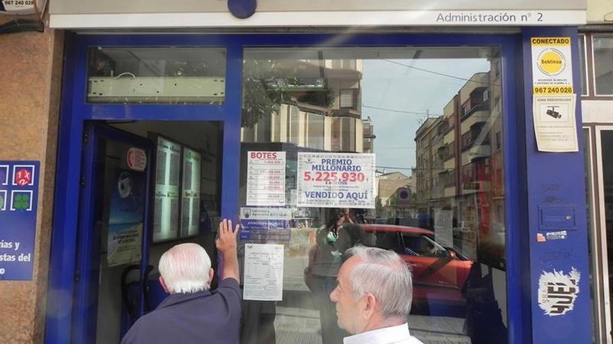 Un único acertante de Las Navas del Marqués (Ávila) obtiene 25 millones