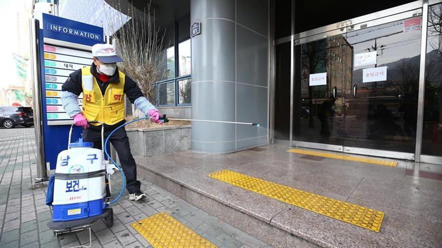Corea del Sur declara Daegu y Cheongdo áreas especiales por el coronavirus
