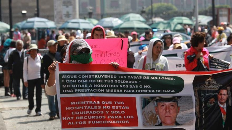"""La ONU considera """"inaceptable"""" que no haya imputados en el caso Tlatlaya"""
