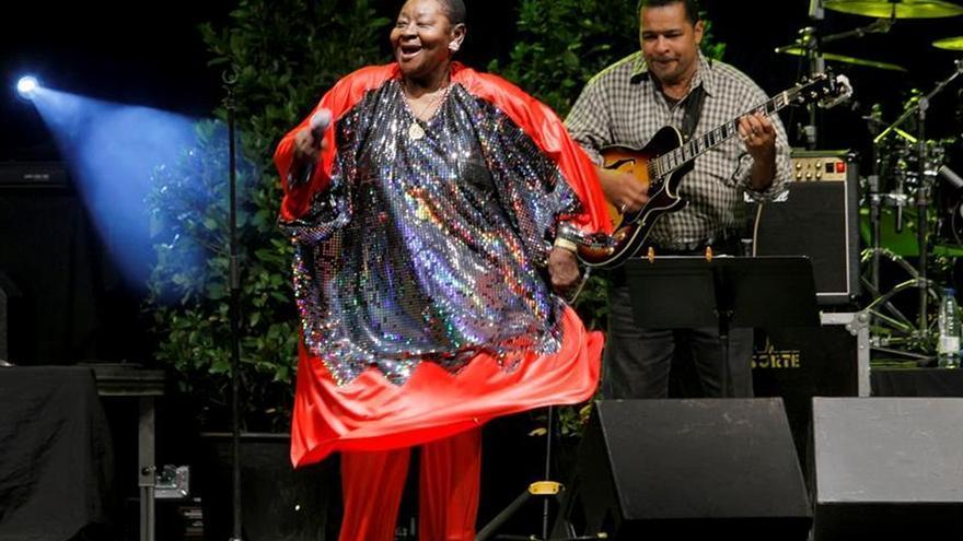 Calypso Rose y Arteaga, entre los premiados en la feria Womex