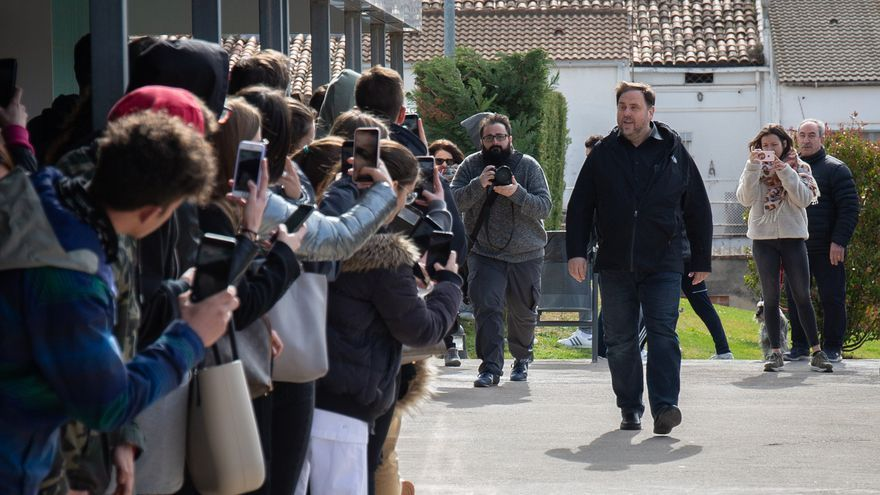 Los catalanes prefieren a Junqueras o Iceta como presidente antes que a Torra o Puigdemont