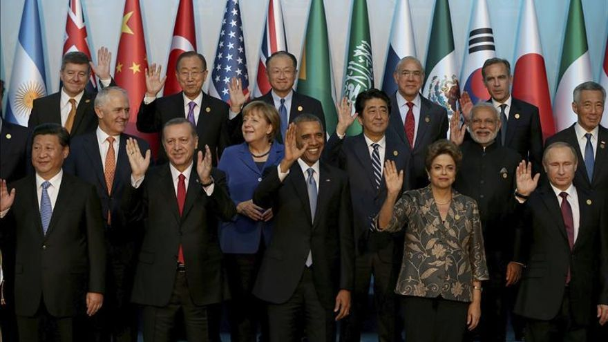 El G20 quiere reforzar la lucha contra el terrorismo en el terreno económico