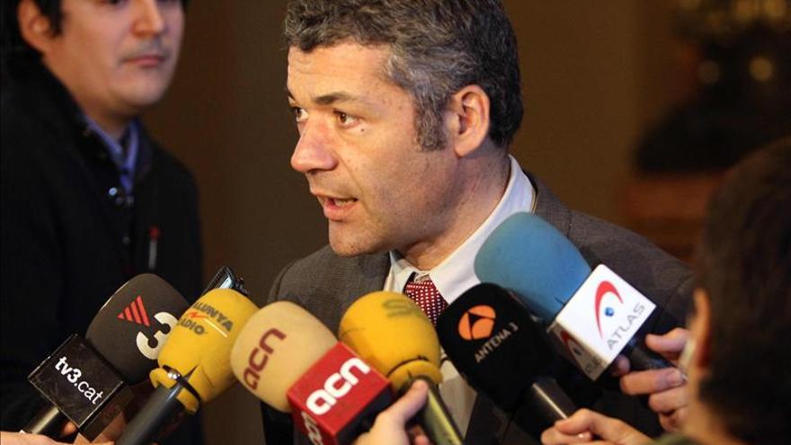 """ERC cree que los catalanes premian su """"claridad"""" y """"firmeza"""""""