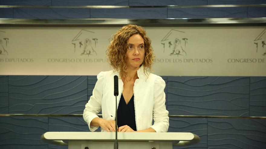 Batet pide a los partidos moverse para que el PSOE sea una alternativa a Rajoy