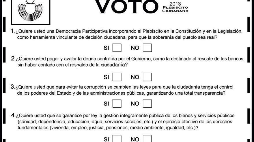 Plebiscito ciudadano