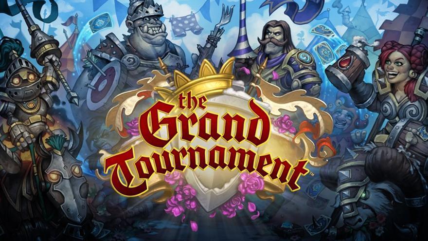 Hearthstone El Gran Torneo
