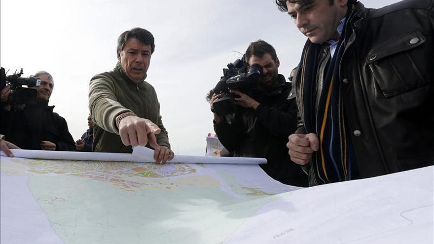 El alcalde de Alcorcón anuncia 10.500 contratos en la primera fase de Eurovegas