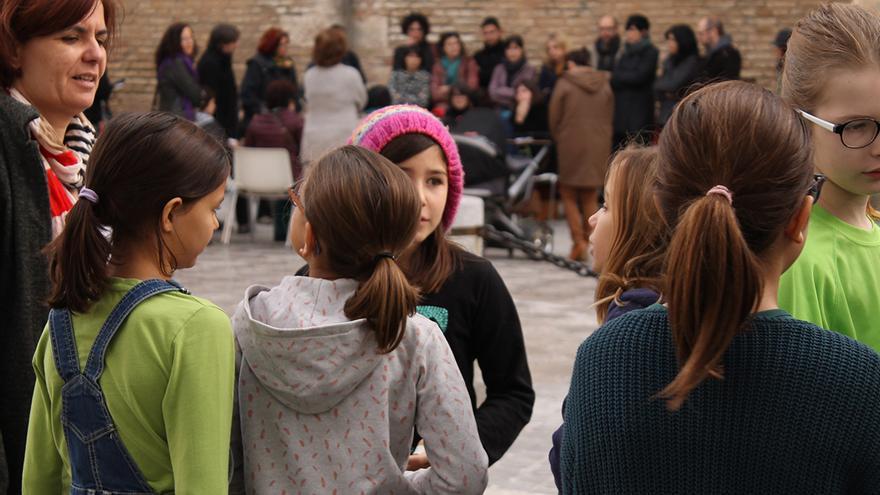 La RAMPA solicita la creación de un nuevo colegio público en el centro de Sevilla.